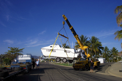 Townsville Crane And Rigging Hire Services Rev Cranes